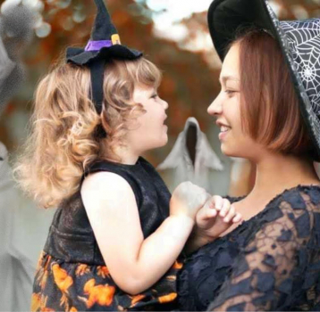 Motherhood is way scarier than Halloween